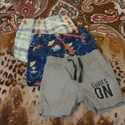 H & M. Shorts, rr 92.