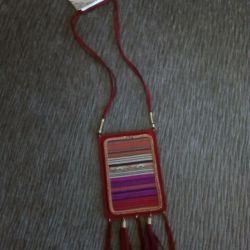 Handbag for a small phone