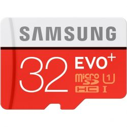 Samsung EVO + plus 32GB memory card