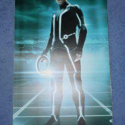 Postere ale eroilor filmului Tron-Heritage 2010