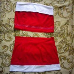 Costumul ajutorului lui Santa