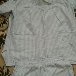 Summer costume 48-50 rubles
