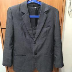 Suit teenage 158-164