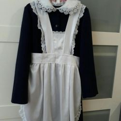 Shkol'shaya forma de iarnă 1-3 grade