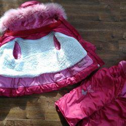 Demi-season-Aldos winter suit 80 cm