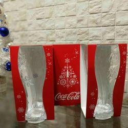 Pahare de Coca Cola