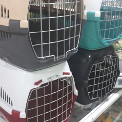 Carrying for cats, dogs, ferrets.