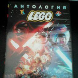 Игры на комп.:Лего,Ведьмак,Звeздные войны