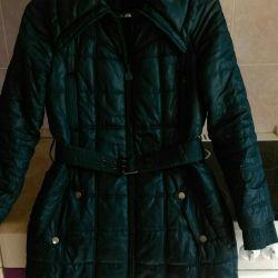 Demi-season coat Mango