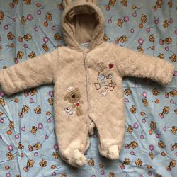 ?Warm Jumpsuit for Baby