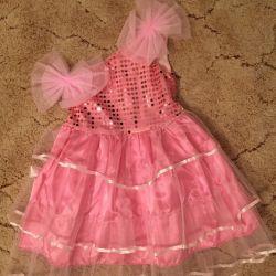 Платье детское  Disney, размер 100
