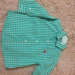 Shirt and blouse
