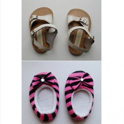 Mothercare Sandals p. 19 + slippers