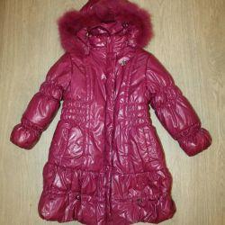 Winter coat, 116