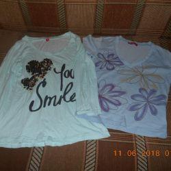 T-shirts, T-shirts.