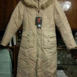 Yeni Kadın Down Jacket