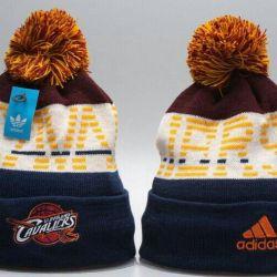 NBA basketbol şapkası. Cleveland Cavaliers