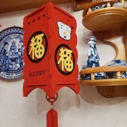Chinese lantern feng shui