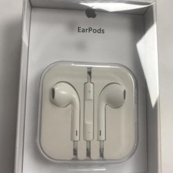 Гарнитура EarPods iPhone MD827ZM/B белые