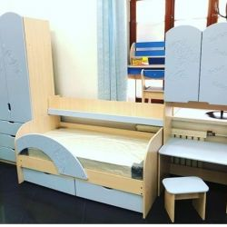 Vitamin-7 furniture set for children