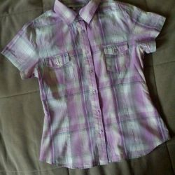 Shirt, exchange / sale, p46-48