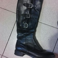 eco 38. Leather. Autumn