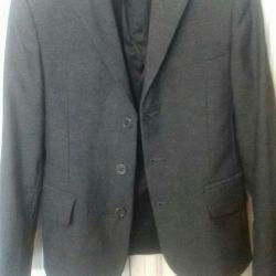 Jacket and pants (school suit)