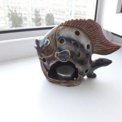 candlestick fish