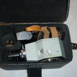 Κινηματογραφική μηχανή χαλαζία -5