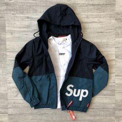 Куртка Supreme (унисекс)- Новая!