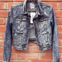 Denim jacket Bershka