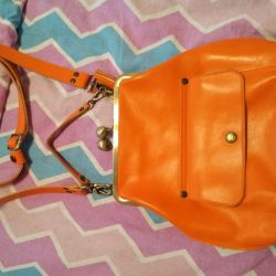 Bag, genuine leather