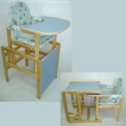 Chair-table transformer for nesting Matryoshka new