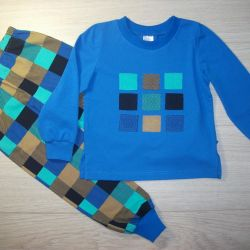 Pajamas for the boy