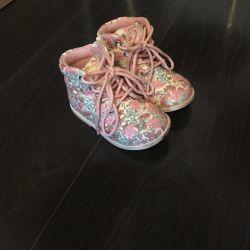 Autumn children's shoes р 22