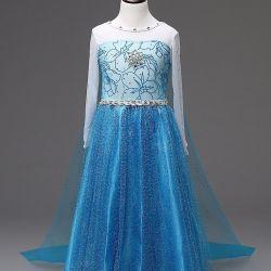 Princess Elsa Dress, Frozen 2