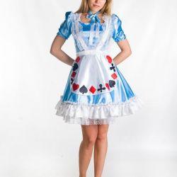 Kostüm Alice Harikalar Diyarında (kiralık)