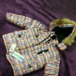 New winter jacket.
