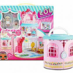 Lol oyuncak ev