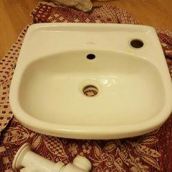 Yeni lavabo