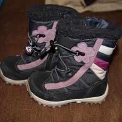 ✂️ Viking Orbit Half Boots Winter, Autumn, Spring