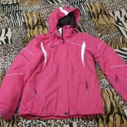 Kızlar için kayak ceketi