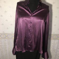 Шeлковая блузка 📦 2