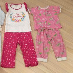 Children's things, pajamas for 1.5-2.5 years