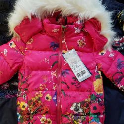 Jacket for the girl spring-fall