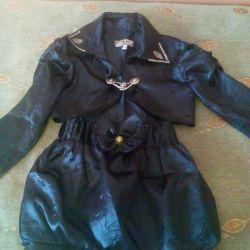 Çocuk takım elbise, iki