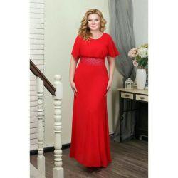 Kırmızı gece elbisesi p 52