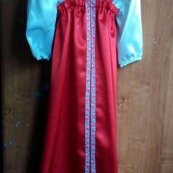Rus elbise, kiralama mümkündür