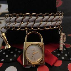 Αρχικά νέα ρολόγια DKNY часы