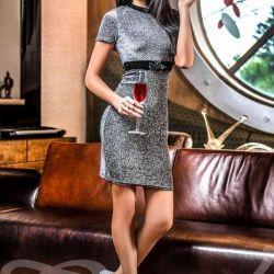Платье новое из люрекса